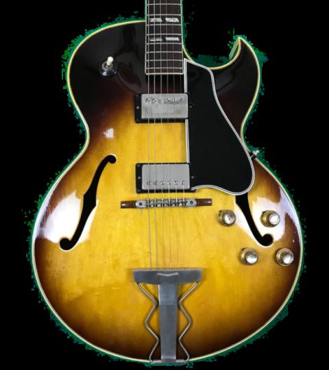Gibson ES-175D Sunburst 1963