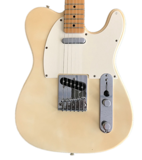 Squier Telecaster Made In Korea Early 1990s