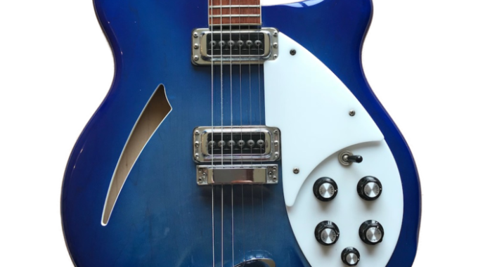 Rickenbacker With Cavern Club Connections!