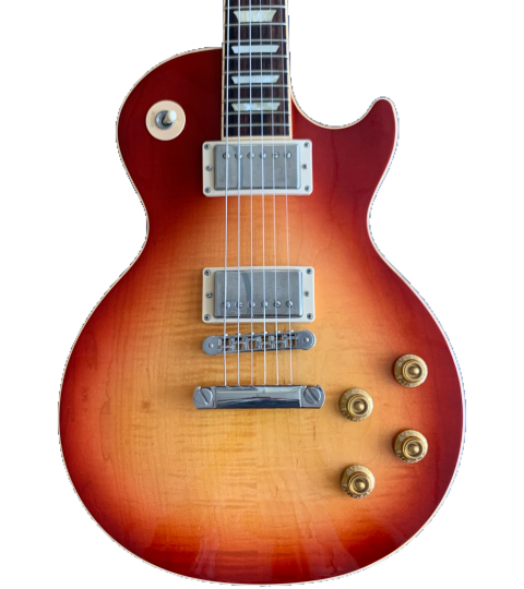 Gibson Les Paul Standard USA 2005 Cherry Sunburst
