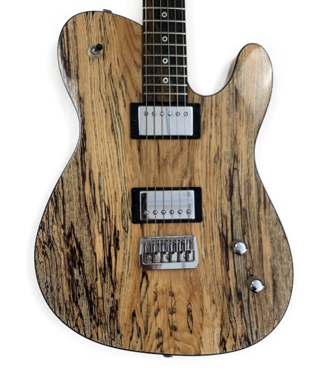 Crimson Descendant Custom Shop Lake Ash
