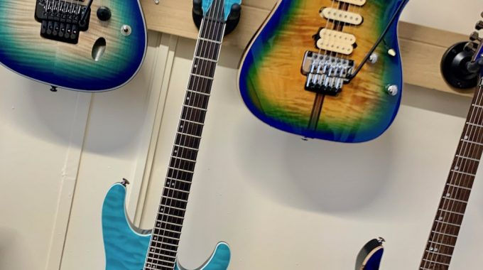 Used Ibanez Section Added To Website