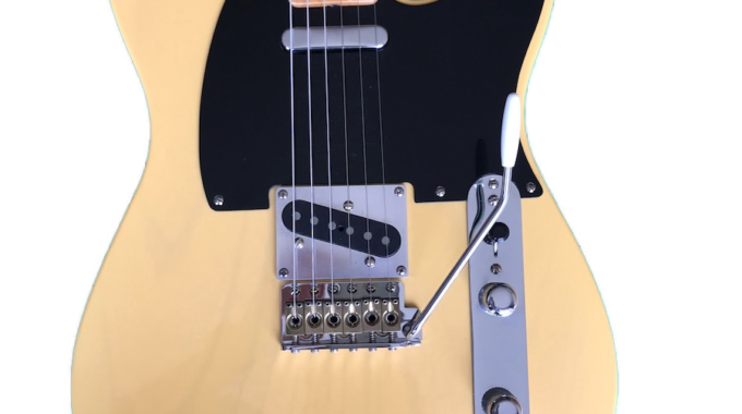 50s Custom Shop Nocaster With Chandlers-fitted Tremolo Now Available!