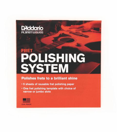 D'Addario Fret Polishing System