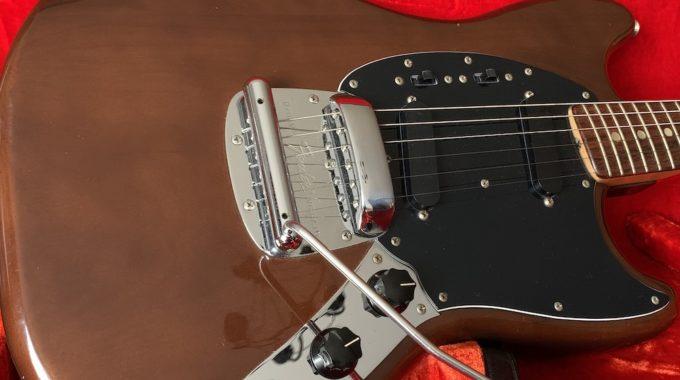 Just In…all Original 1976 Fender Mustang
