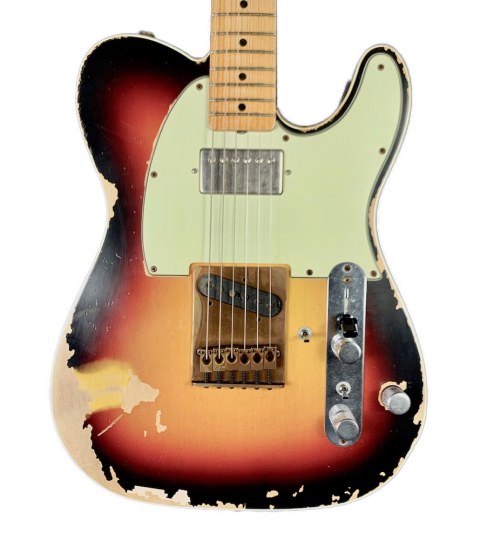 Fender Custom Shop Masterbuilt Andy Summers Tribute Telecaster 2007