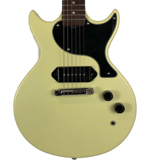 Gordon Smith GS-1 Doublecut Solid Yellow 2017 Pre-Owned