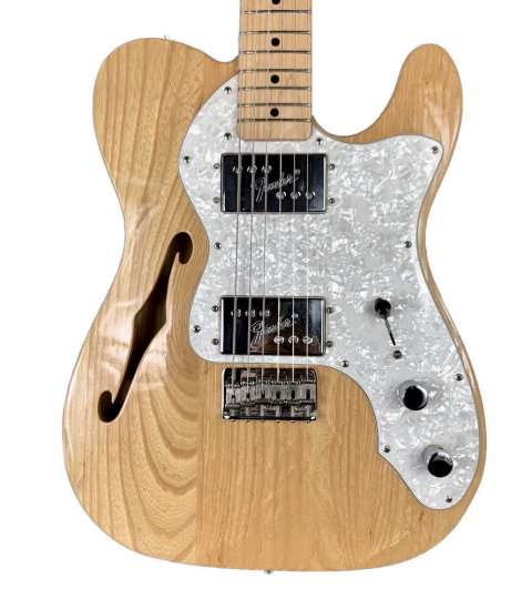 Fender '72 Telecaster Thinline 2006