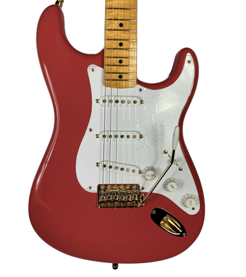 Fender Custom Shop '56 NOS Stratocaster Fiesta Red 2013