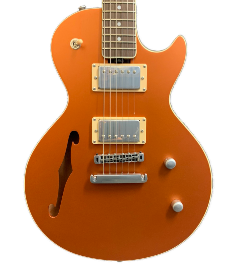 Gordon Smith GS-Export Deluxe Semi Solid Copper Tone