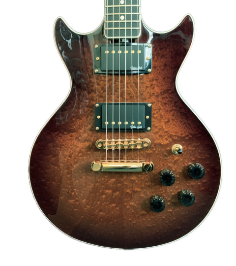 Gordon Smith GS Graduate Double Cut Tobacco Burst