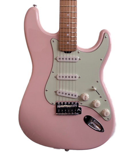 Gordon Smith Classic S Shell Pink
