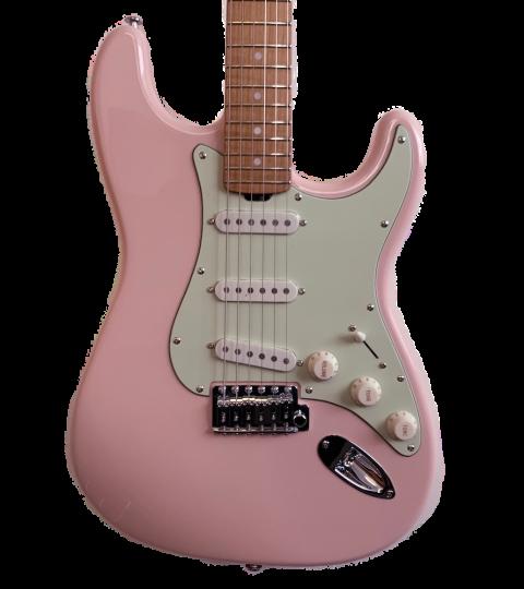 Gordon Smith Classic S Shell Pink