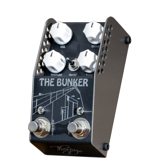 THE BUNKER Lovetone Brown Source Drive MkII
