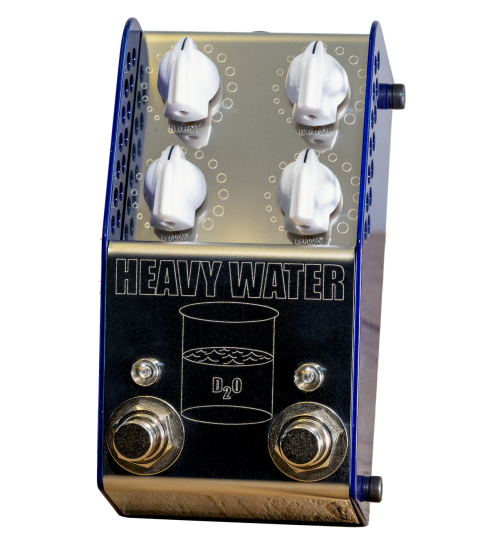 Heavy Water Dual Booster