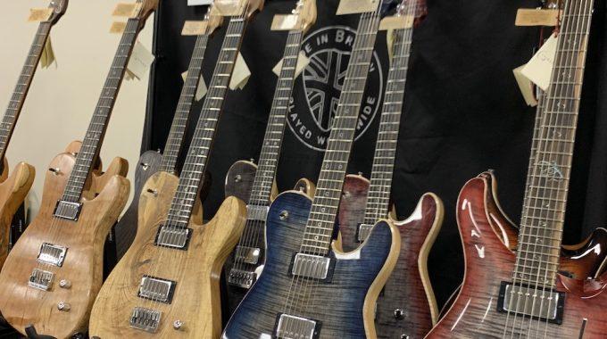 2020 Guitar Show Calendar
