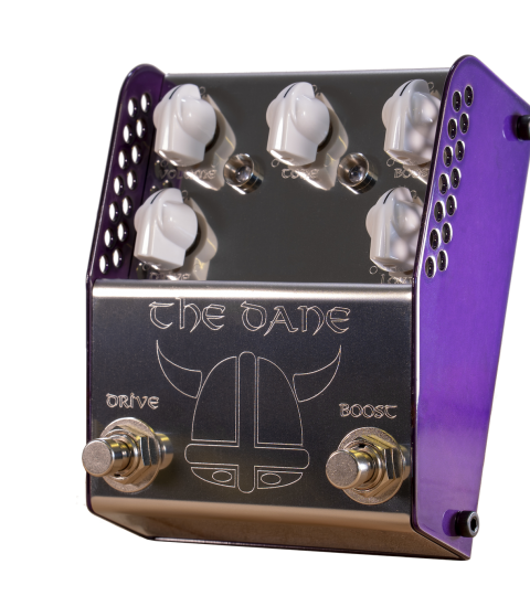 The Dane Dual Boost/Drive