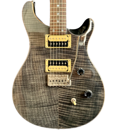 PRS SE Custom 24 Grey Black 2009