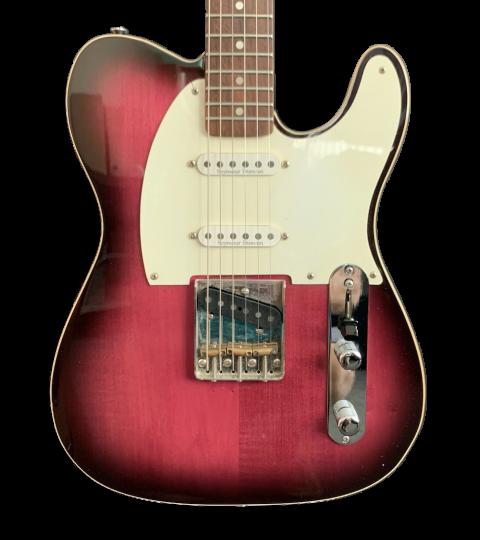 """Warmoth """"Fender"""" Custom Esquire"""