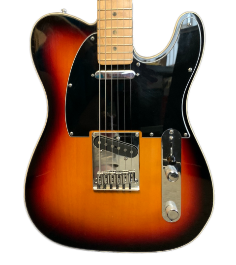 Fender Telecaster American Deluxe 60th Anniversary 2011