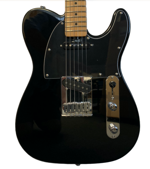 Gordon Smith Classic T Jet Black