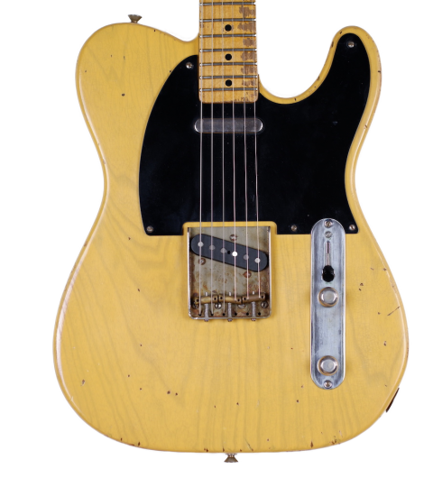 Nash T-52 With Fender Decal USA 2012