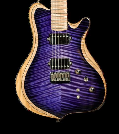 Grainger Attis Purple Silk 2020