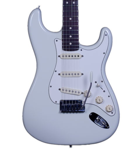 Fender Custom Shop Jeff Beck Signature Stratocaster 2009