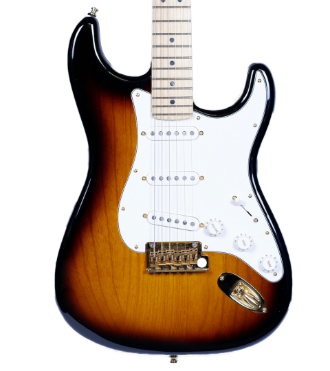 Fender 60th Anniversary Stratocaster USA 2013