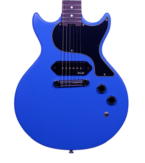 Gordon Smith GS-1 Double Cut French Blue