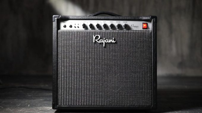 Introducing Rajani Amps