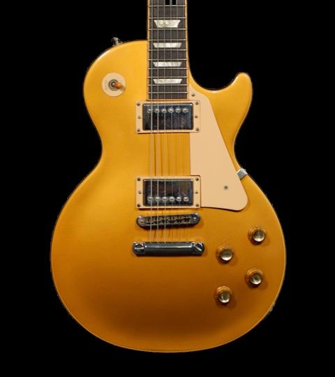 Gibson Les Paul Standard Goldtop USA 2009